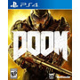 Doom Ps4 Playstation 4 Nuevo Y Sellado Juego