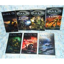 7 Libros Halo En Español La Caída De Reach Eric Nylund