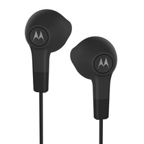 Original Motorola Stereo Wired Headsets Audifonos Negro Mobo