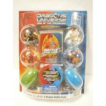Mega Bloks 95106 Dragons Universe 5 Dragon Battle Pack 2