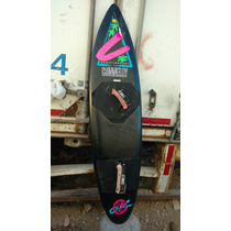 Tabla Para Board Ski Acuatico Surf Connelli No Liquid Force