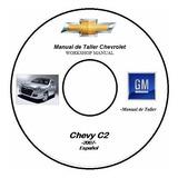 Diagramas Electricos Y Manual De Taller Chevy C2