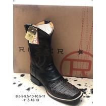 Busca botas de piel exsoticas con los mejores precios del