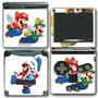 Super Mario Bros Boomerang Ardilla Acorn Gato Traje Juego D