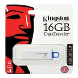 Memoria Usb 16gb Datatraveler Kingston Dtig4 3.0 Nueva