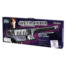 Justin Beiber! Paper Jamz Teclado Guitarra Nuevo! Lote De 3!