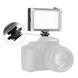 Lampara Para Camara De Video De 112 Leds Canon Nikon Hdslr