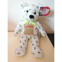 Peluche Lucky Bears Collection Money Bear Lotery Suerte