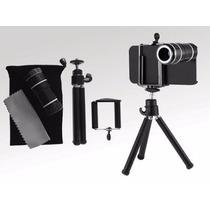 Lente Zoom Optico8x Para Movil