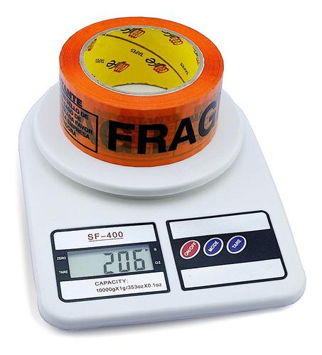 Bascula Digital Gramera De Cocina Pesa De 1 Gramo A 10 Kgs