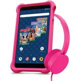 Tablet Disney Kids 7'' Smartab Family Edition Con Audifonos
