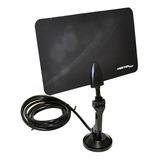 Antena Digital Para Interior Hd Señal Digital Tv  Tvant-flat