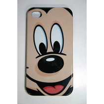 Funda Protector Carcasa Iphone 4 4s Disney Original Mickey