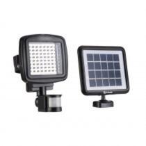 Lámpara De 64 Leds Con Sensor De Movimiento Y Celda Solar, D