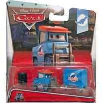 Cars Luke Pettlework Dinoco 6 De 8 Disney Pixar Pitty