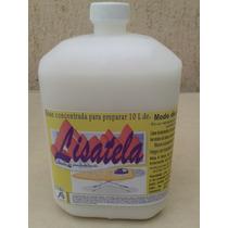 Plancha Facilitador Ropa Liquido Base Para Preparar 10 Litro