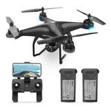 Drone Holy Stone Hs120d Con Gps Y Cámara 1080p 2 Baterías