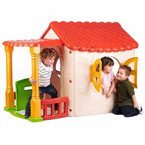 casita jardin nios nias interior exterior casa infantil