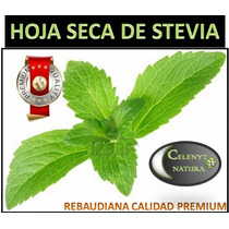 Hoja De Stevia Rebaudiana Para 1 Mes Calidad Premium