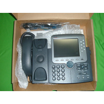 Telefono Ip Cisco 7970g Touchscreen A Color Seminuevo Y Caja