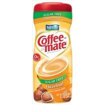 Nestlé Coffeemate Sin Azúcar Avellana Café Creamer, 10,2 Oz