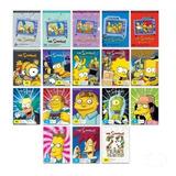 Los Simpson (31 Temporadas) + Casitas Del Horror + Pelicula