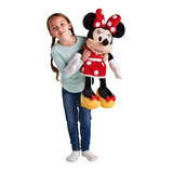 Peluche Disney Original Mickey Minnie Mouse 64 Cm Jumbo