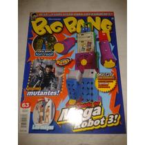 Revista Big Bang #63 X- Men - Los Mayas Lbf