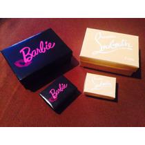 Cajas Para Zapatos De Barbie