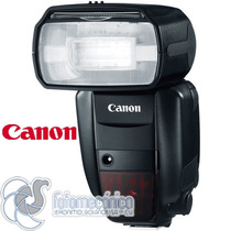 Canon 600ex Rt Flash Speedlite Original