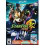 Wii U Starfox Zero + Guard Nuevo Sellado Original