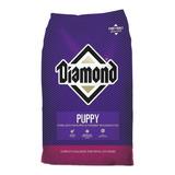 Alimento Diamond Super Premium Puppy Perro Cachorro Todos Los Tamaños 18.14kg