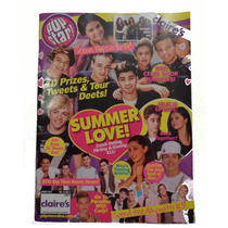 Si Envio One Direction Revista 8 Posters, Selena Trivias Ve!