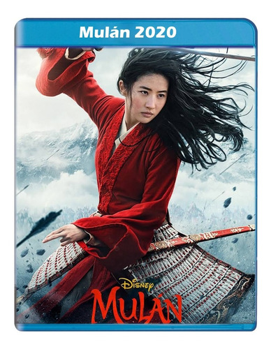 Película Mulán 2020 Hd 1080p Digital