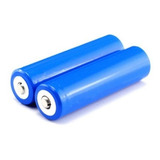 Bateria Modelo 18650 Pila 2800 Mah Litio-ion 3.7v Recargable