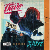 El Dominio Deluxe / Mc Davo / Disco Cd 16 Canciones + Dvd