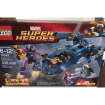 Lego Súper Héroes Xmen Vs Sentinel 76022