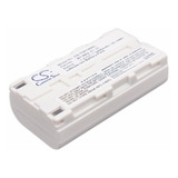 Bateria Sokkia Shc250 Bt-66q Topcon Bt-30 Bt-62q Bt65q Bt66q