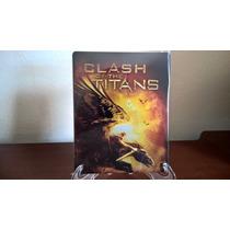 Steelbook Furia De Titanes 3d Blu Ray 3d Clash Of The Titans