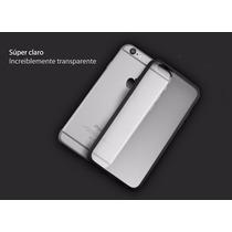 Bumper Case Tapa Transparente Cristal Iphone 6 6s Y Plus