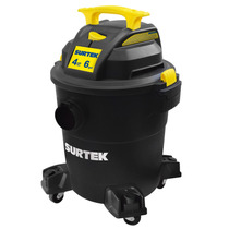 Aspiradora 6 Gal 4hp As506a Surtek