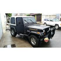 Jeep Wrangler Modelo 93 4x4