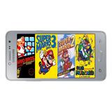 5 Juegos Super Mario Bros 1 2 3 World Y,i Celular Android (: