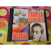 Chavela Vargas Cd Macorina 2001