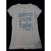 Playeras Aeropostale Bershka T - L - S Original