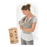 Fular Rebozo Para Bebe Elàstico, 6 Colores, Portabebes