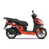 Moto Italika Gsc175 Led Naranja