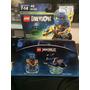 Lego Dimensions Ninjago Jay Y Storm Fighter 71215