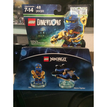Lego Dimensions Ninjago Jay Y Storm Fighter 71215