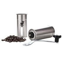 Manual Grinder Café - Burr Grinders Por Orjoe - Molino De Ca